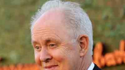 Lithgow Talks New Kids' Book, White Rabbit Role