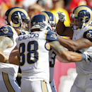Chiefs pile up points in 34-7 rout of Rams The Associated Press