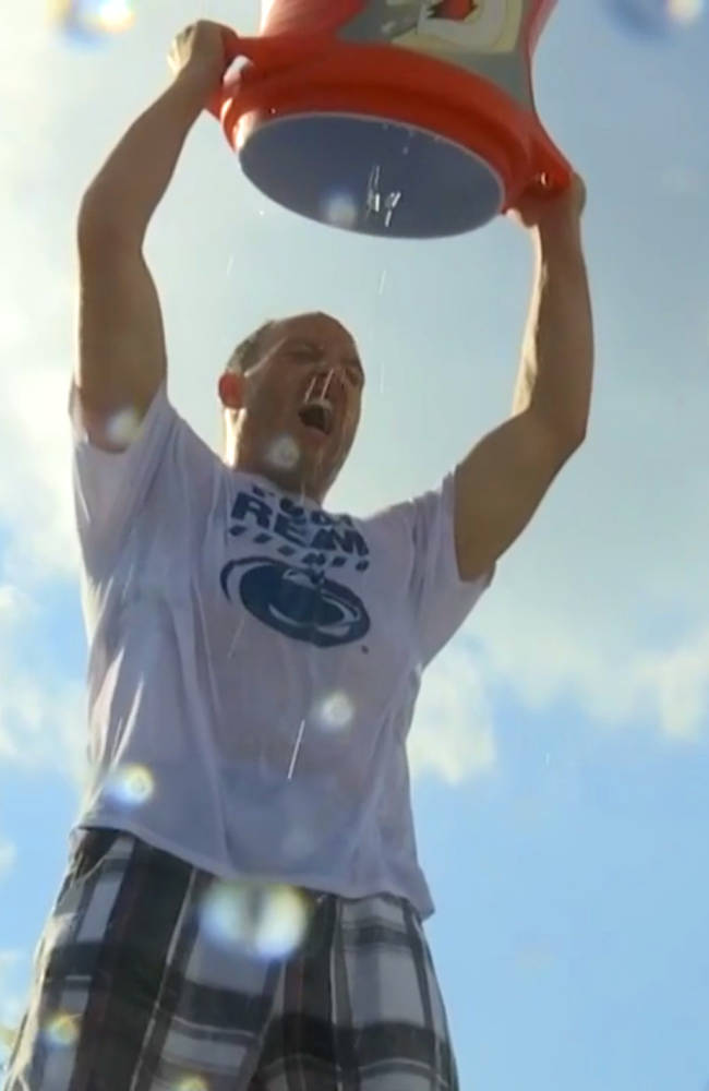 Titans take challenge for former LB Shaw with ALS