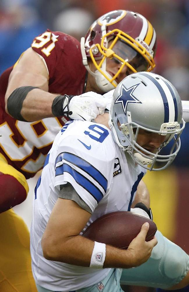 Jerry Jones: Romo could be cleared to face Eagles