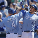 Gordon homers, drives in 4 as Royals beat Rays 7-3 The Associated Press