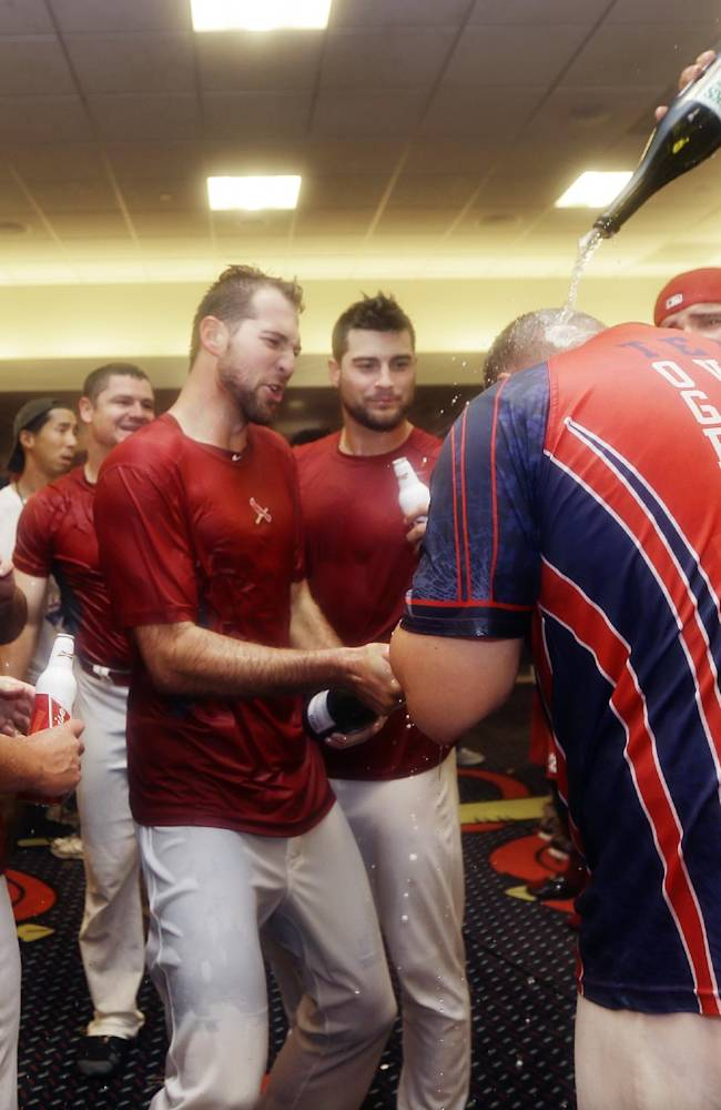 Cardinals beat Pirates 6-1 in Game 5 to win NLDS