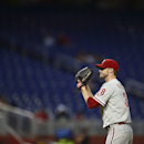 Kendrick, Papelbon help Phils beat Miami 2-1 The Associated Press