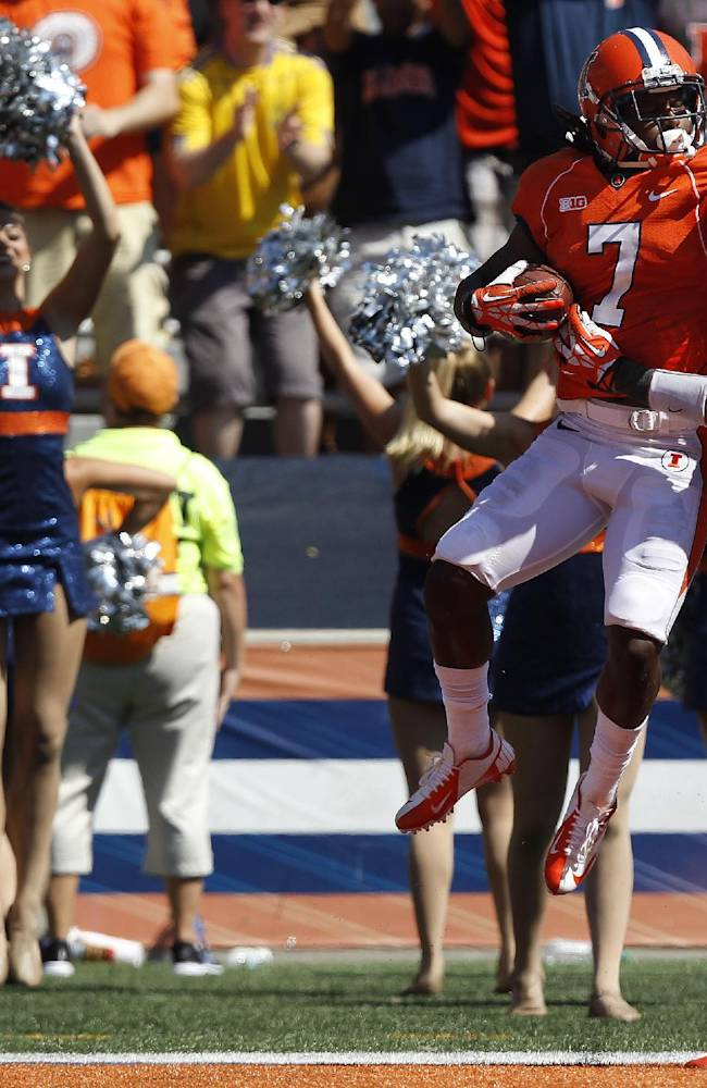 Illinois offense comes back to life under Cubit