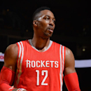 Howard in starting lineup for Rockets in Game 2 vs Warriors The Associated Press