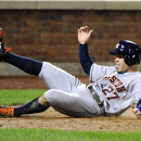 Astros change course, put Altuve back in lineup The Associated Press