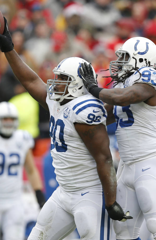 5 takeaways from Colts' win over Chiefs