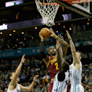 Cleveland Cavaliers v Charlotte Hornets Getty Images