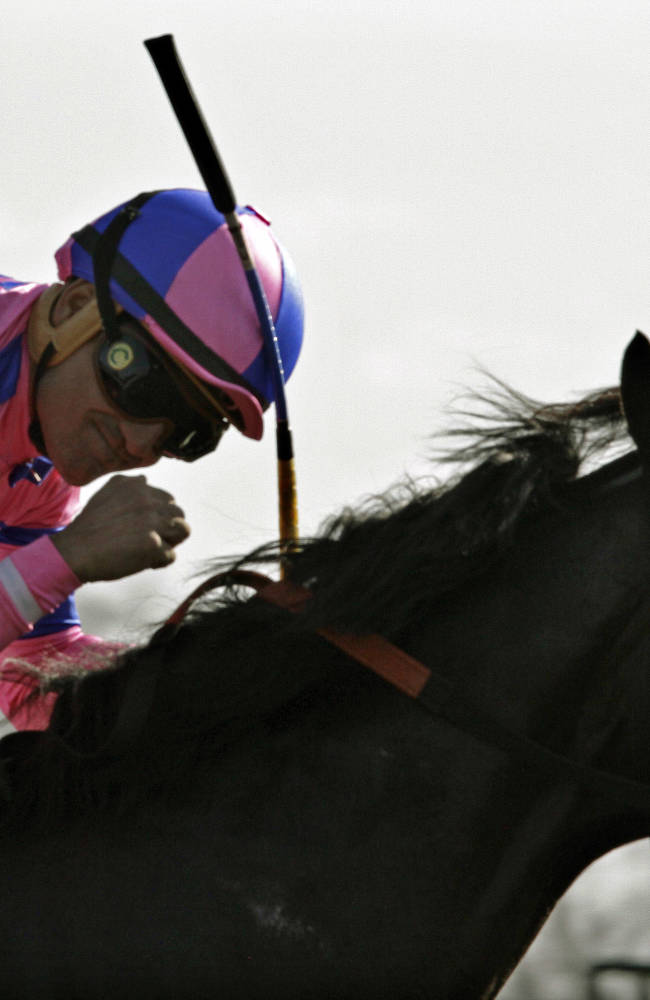 Dance With Fate wins Blue Grass at Keeneland