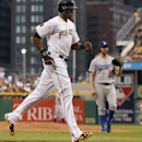 Pirates jump on Haren early, top Dodgers 6-1 The Associated Press