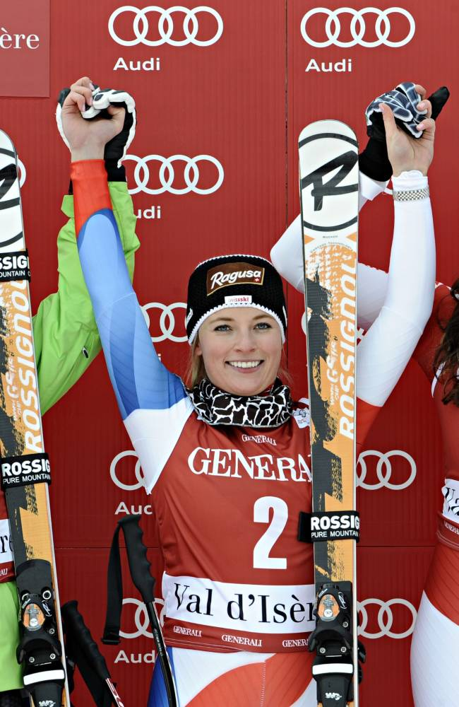 Audi FIS World Cup - Women's Downhill
