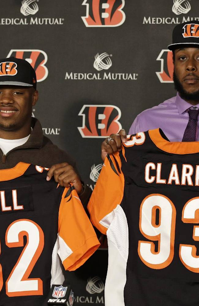 Bengals look for well-rounded running backs