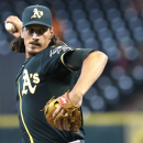 Samardzija pitches A's to 8-2 win over Astros The Associated Press