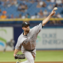 Garcia 2 HRs, leads Danks, White Sox over Rays The Associated Press