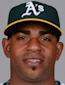 Yoenis Cespedes - Oakland Athletics