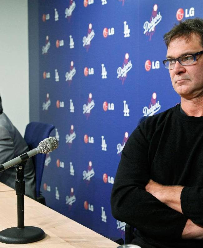 Mattingly to manage Dodgers next season