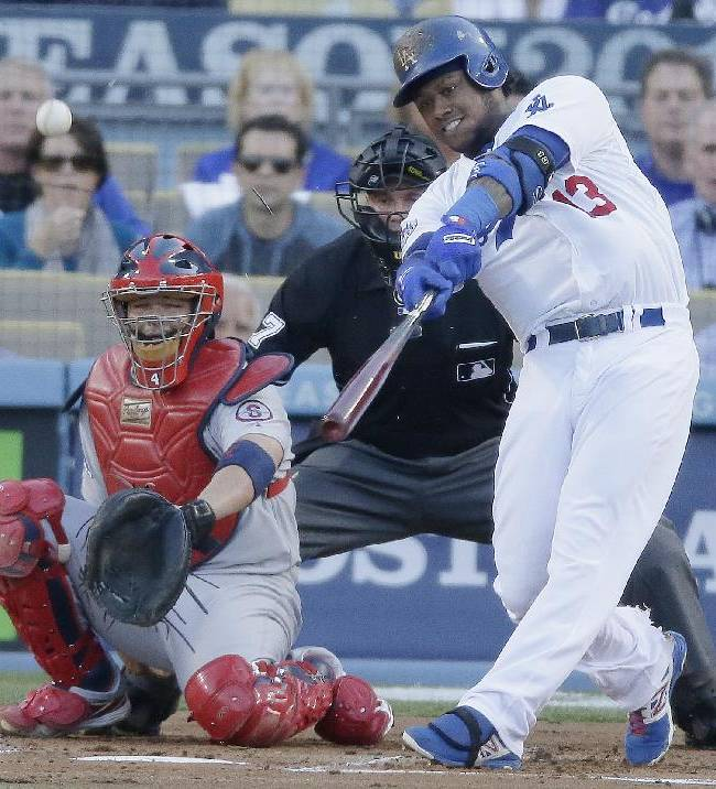 Offense sparse for Cardinals and Dodgers in NLCS