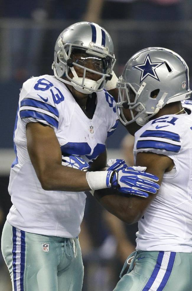 Harris, depleted D lead Dallas past Redskins 31-16