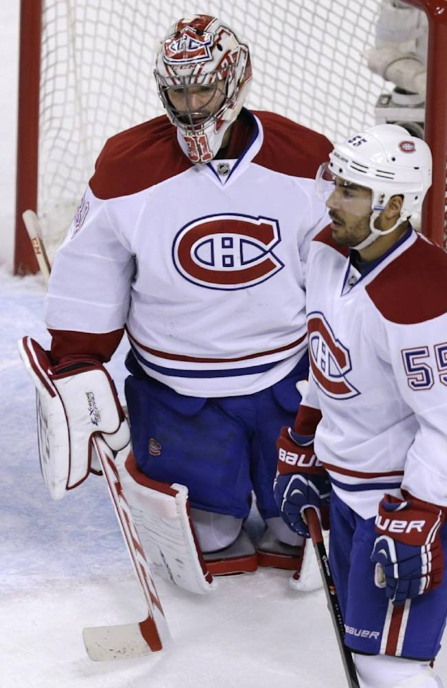 Canadiens happy to head home tied 1-1 with Bruins
