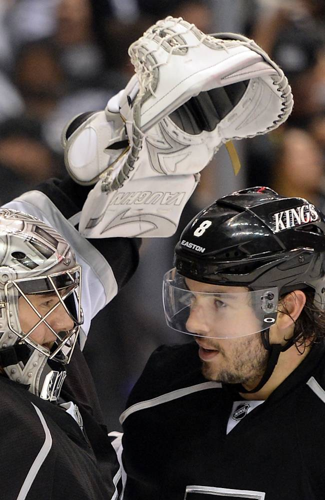 St Louis Blues v Los Angeles Kings - Game Four