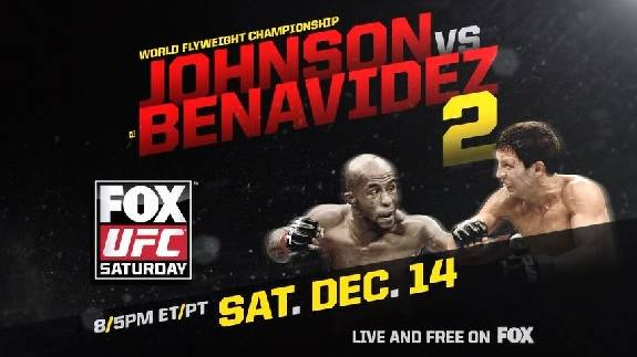 UFC on FOX 9: Johnson vs Benavidez Preview