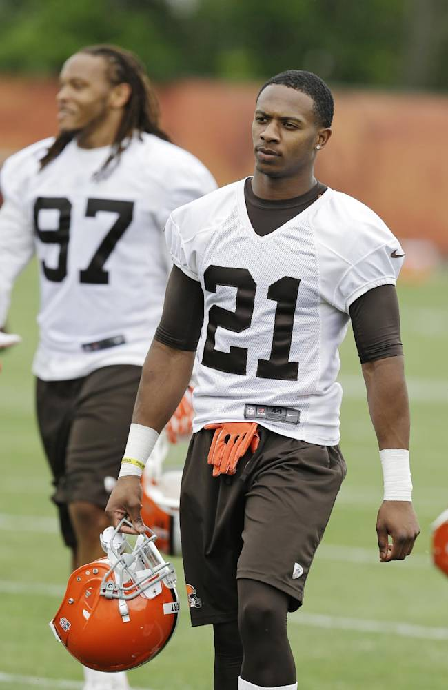 Gilbert making name for himself with Browns