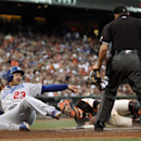 Kershaw throws 2-hitter as Dodgers beat Giants 5-0 The Associated Press