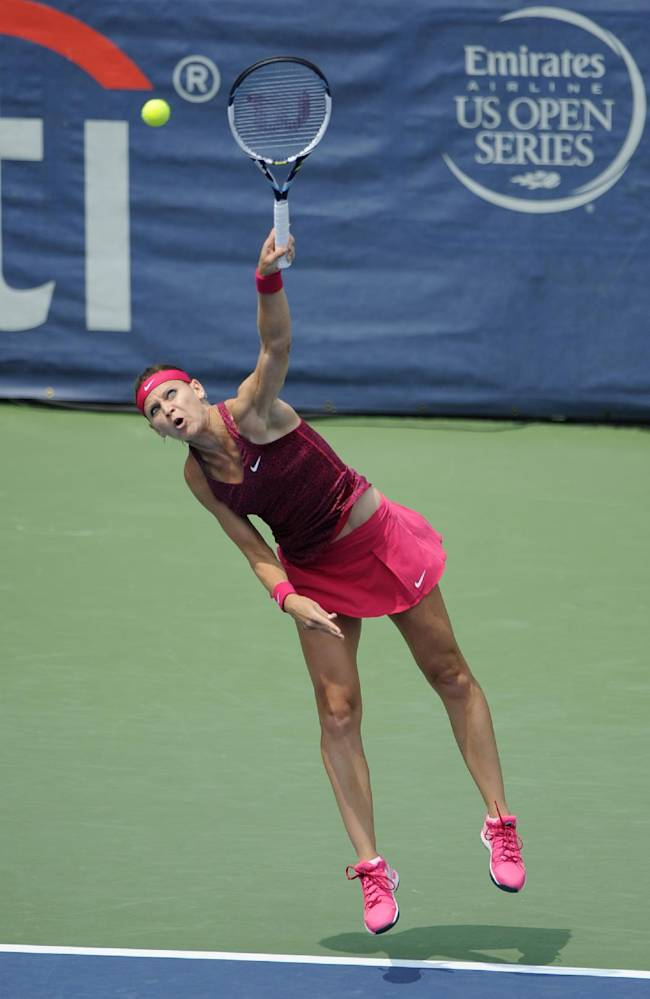 Safarova loses in 1st round of Citi Open
