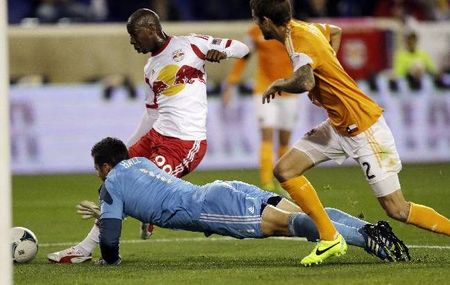 Dynamo top Red Bulls, advance to conference finals