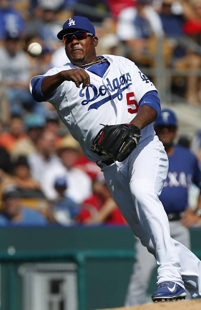 Ramirez returns, homers to send Dodgers over Texas