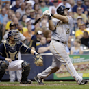 Alvarez homers twice, Pirates beat Brewers 10-2 The Associated Press