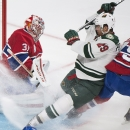 Eller gets tiebreaker as Canadiens beat Wild, 4-1 The Associated Press