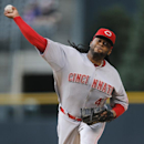 Cueto, Negron lift Reds to 3-2 win over Rockies The Associated Press