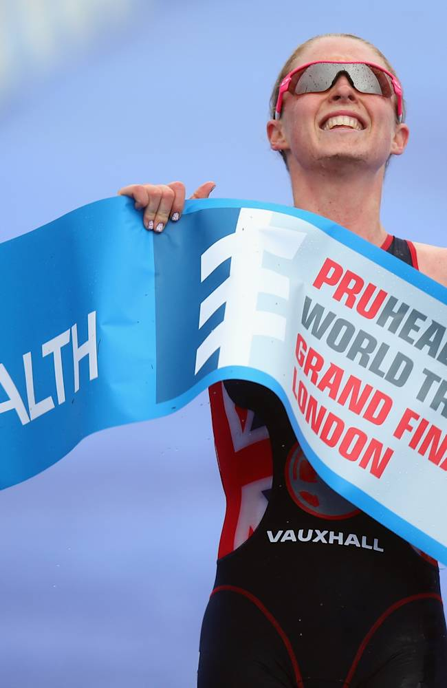 PruHealth World Triathlon Grand Final London - ITU World Championships Series: Day Four