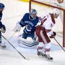Vitale, Smith lead Coyotes to 4-2 win over Canucks The Associated Press