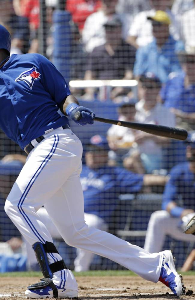 Blue Jays activate Reyes, bats leadoff vs Indians