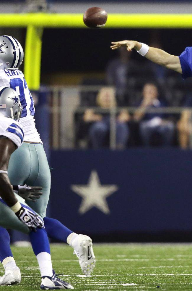 Cowboys backing up turnover talk with action