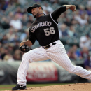 Morales helps Rockies to 2-1 win over Padres The Associated Press