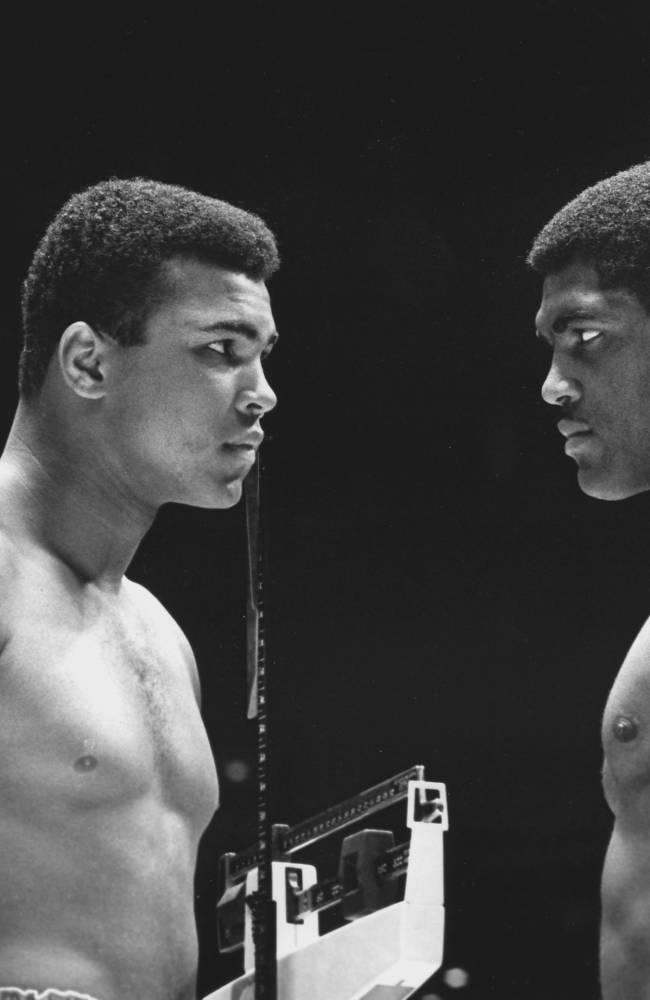 Former boxing champ Ernie Terrell dies at 75