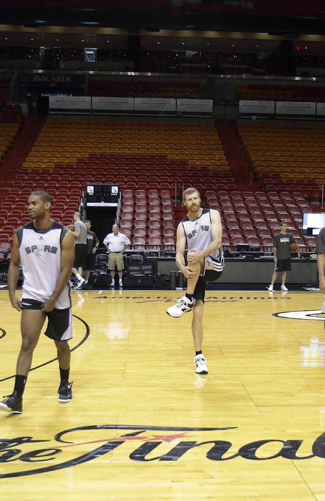 Spurs-Heat Preview