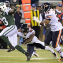Bears' Briggs could see depth in offseason The Associated Press