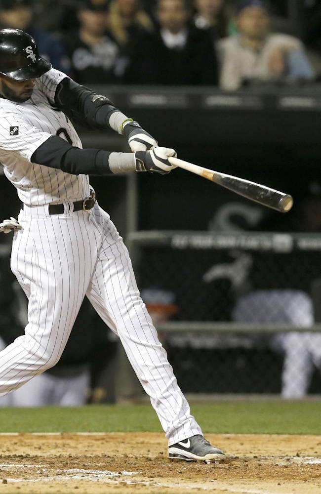 De Aza leads White Sox comeback win over Rays