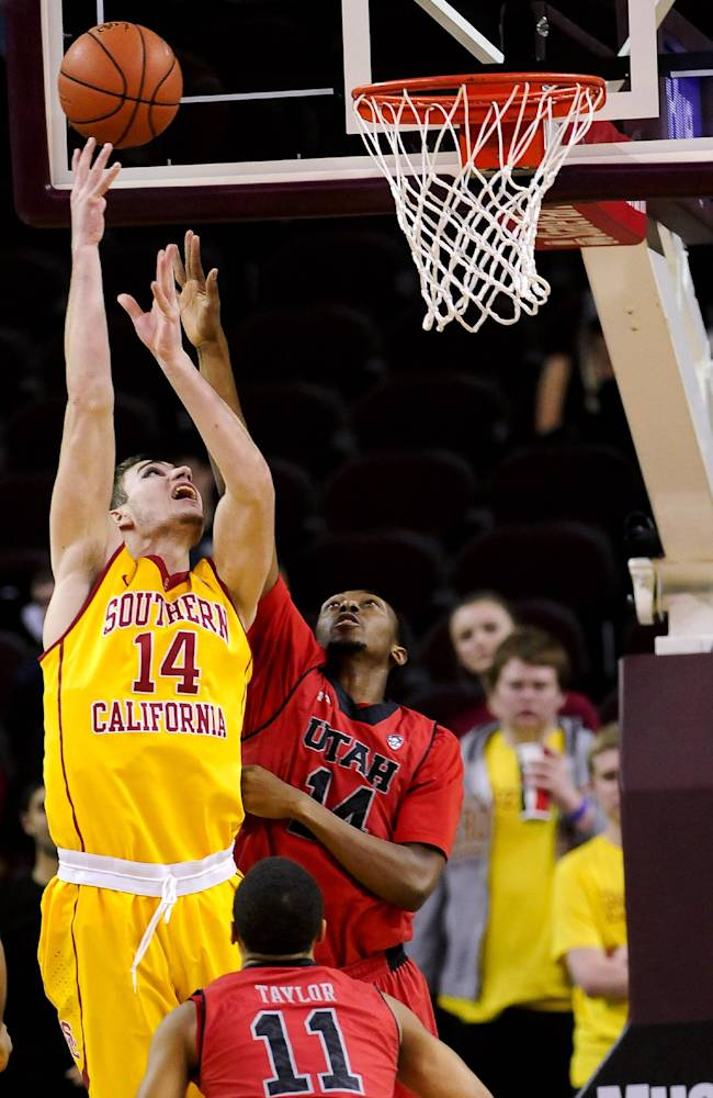 Utah holds off late run, beats USC 79-71