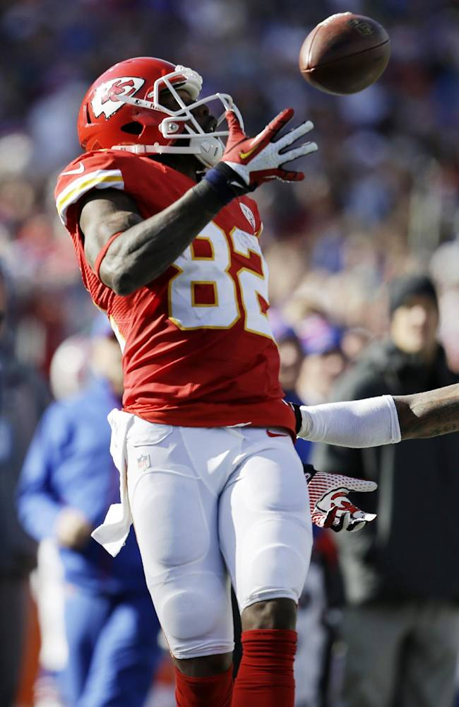 Chiefs still perfect after 23-13 win over Bills