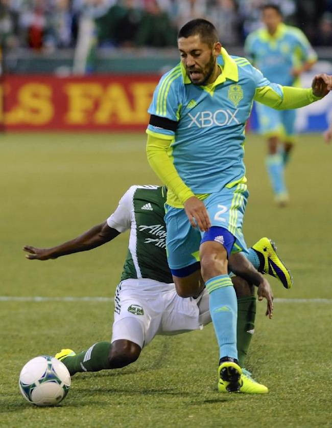 Timbers down rival Sounders 1-0