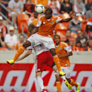Dynamo rally for 2-2 playoff tie against Red Bulls (The Associated Press)