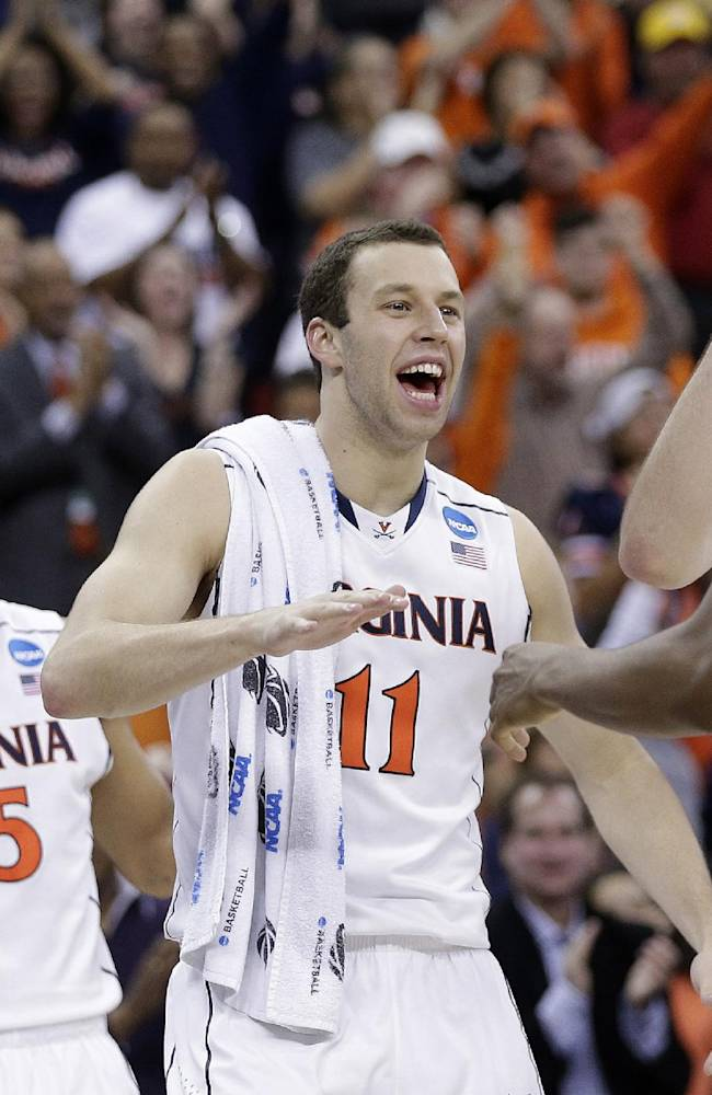 Virginia, Tennessee cruise into NCAA round of 16