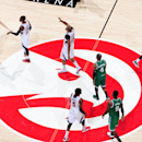 Korver lifts Hawks past slumping Celtics, 109-105 The Associated Press
