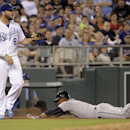 Royals cut Frasor, place 3B Moustakas on bereavement list The Associated Press