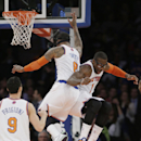 Knicks send 76ers to 17th straight loss The Associated Press